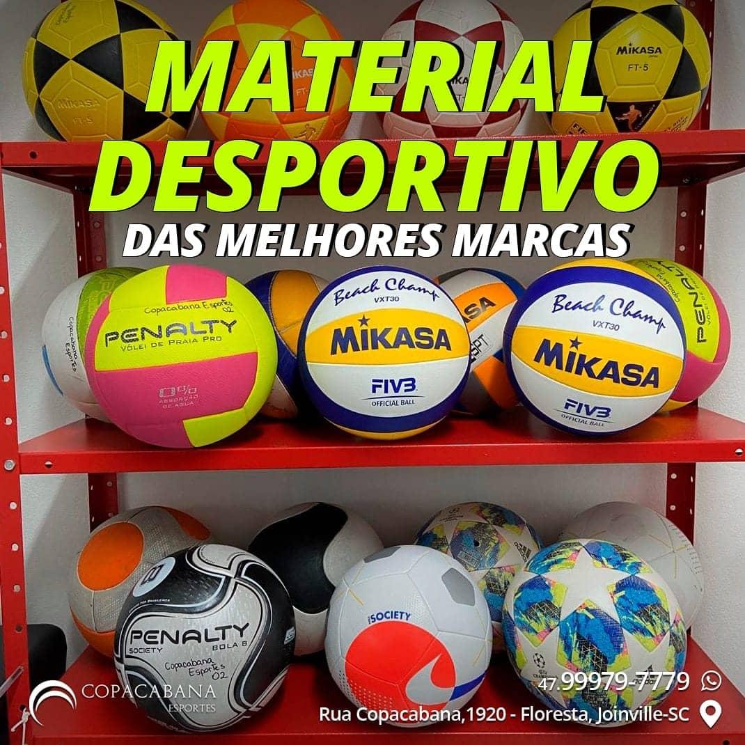 Material Desportivo de Qualidade